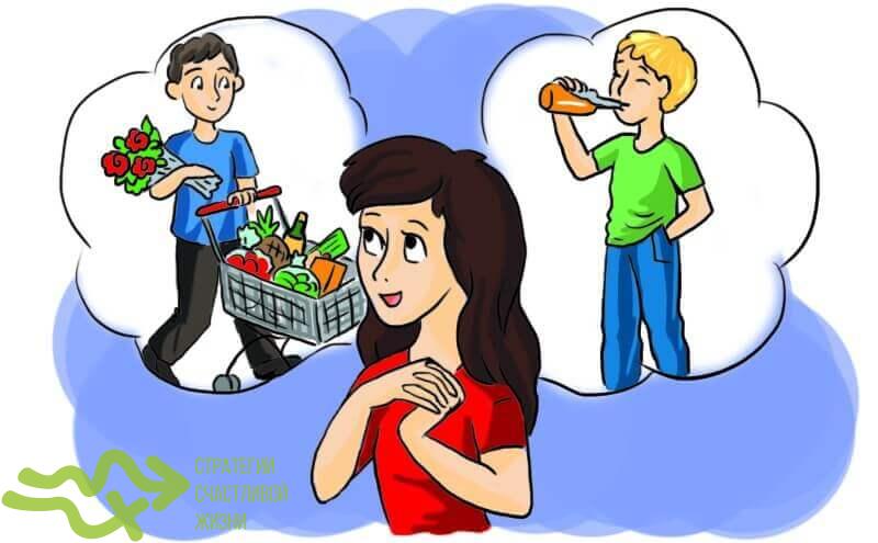 выбор брачного партнера